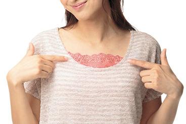 胸チラ防止アイテム